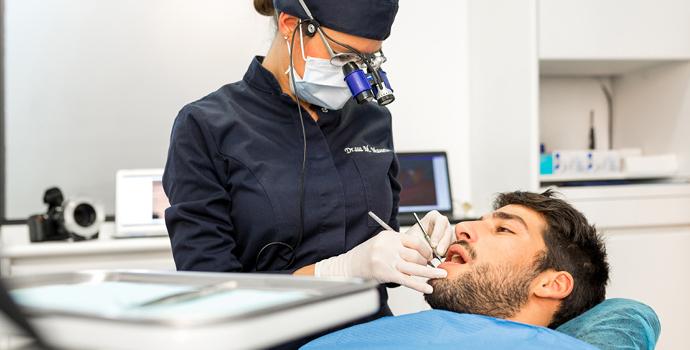 parodontite milano