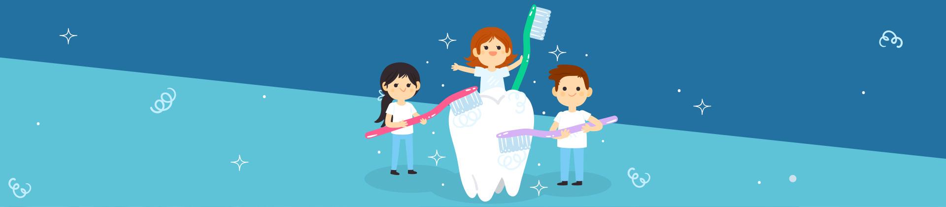 corsi bimbi igiene orale 18 mesi 4 anni studio dentistico pelizzoni milano